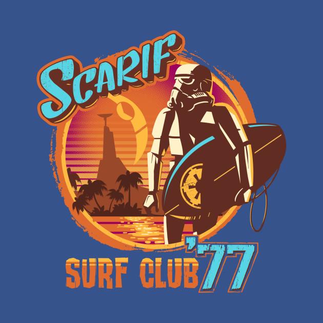 Surfin Trooper 77