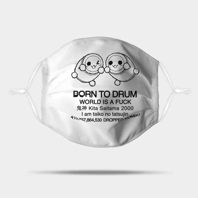BORN TO DRUM