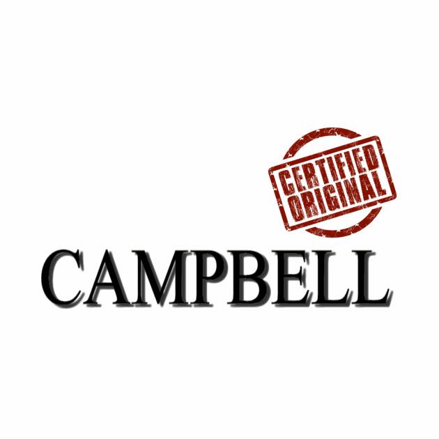 Original Certified Campbell
