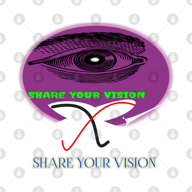 Share your vision