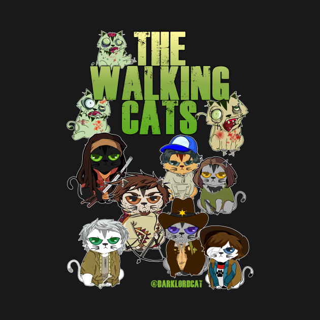 THE WALKING CATS