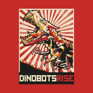 Dinobot Propaganda t-shirts