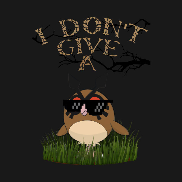 I Don't Give a Hoothoot