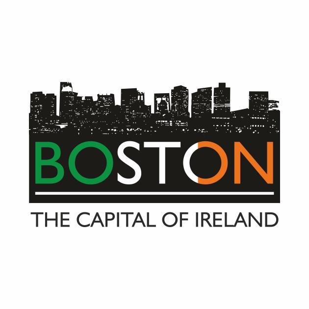 Boston - the capital of Ireland