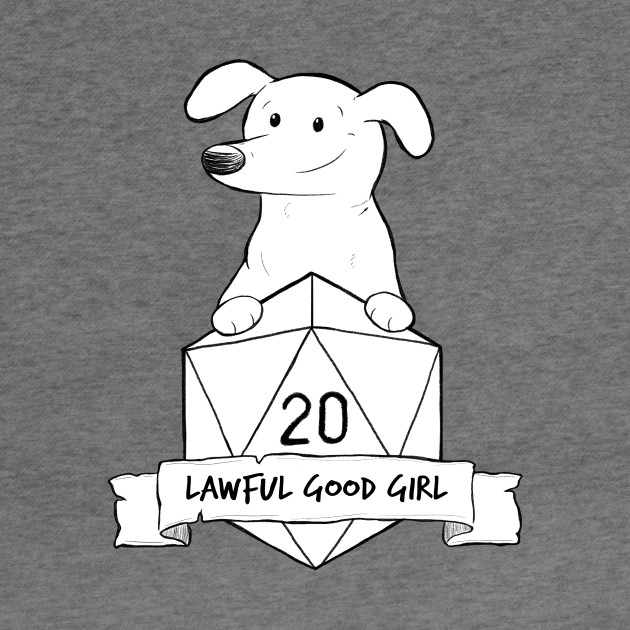 Lawful Good Girl