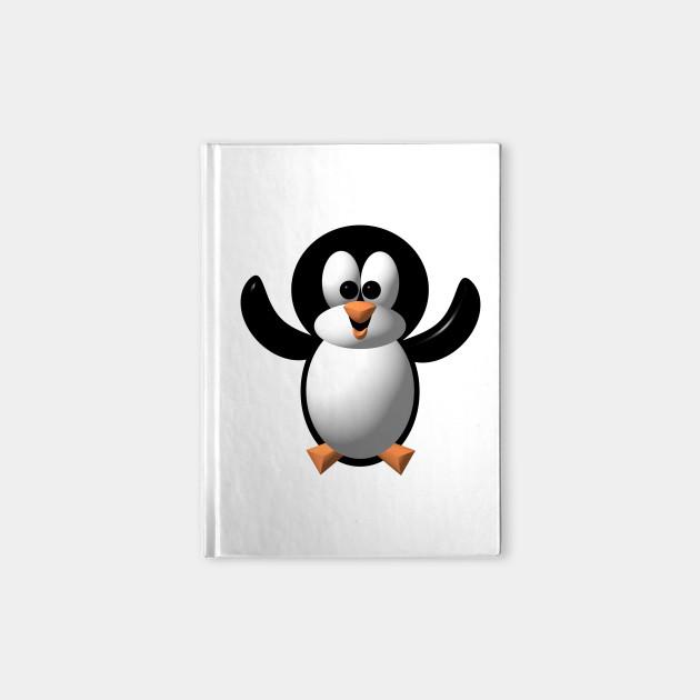 Cute Perky Penguin