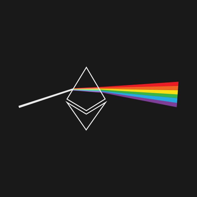 Ethereum Rainbow Prism
