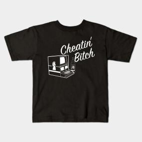 f40231f5 MacReady's lament - Cheatin' Bitch Kids T-Shirt