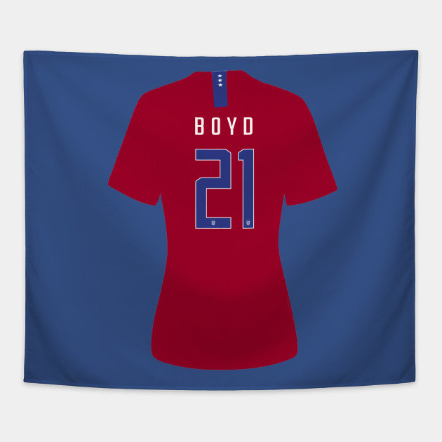 best loved fbb7a 20346 Boyd - USA Jersey!