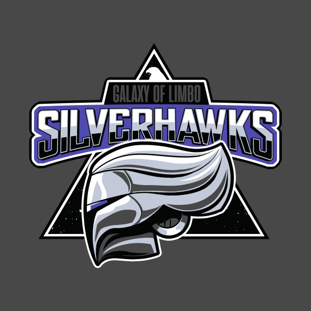 silverhawks cartoon tshirt teepublic