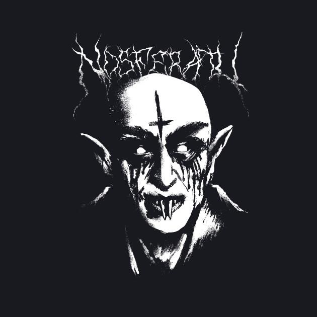 Black Metal Nosferatu
