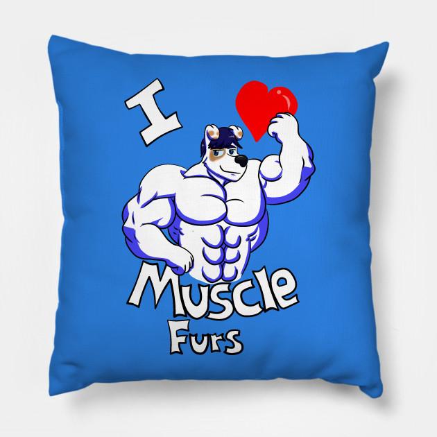 I Heart Muscle Furs