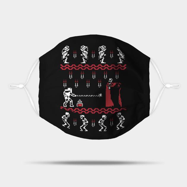 Christmasvania - Ugly Sweater, Christmas Sweater & Holiday Sweater