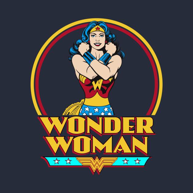 wonder woman classic