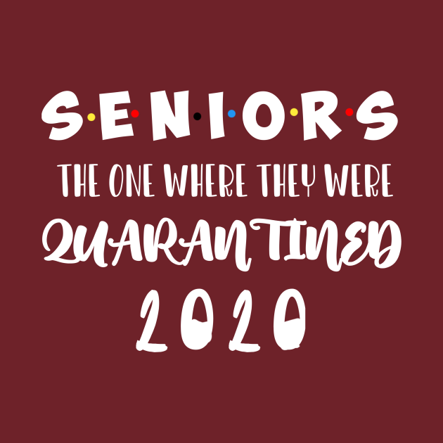 Seniors the one where they were