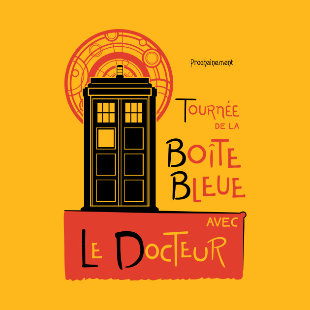 La Boîte Bleue