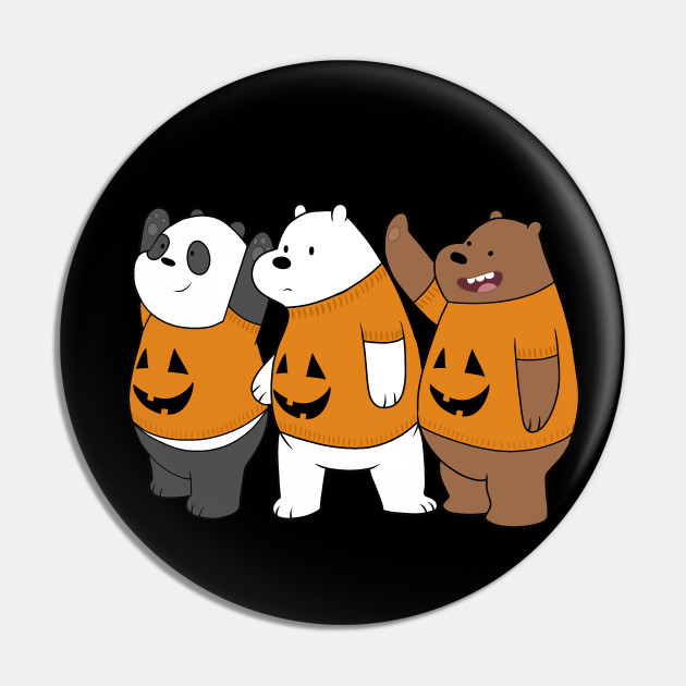 We Bare Bears Halloween