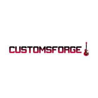 CustomsForge Pixel t-shirts