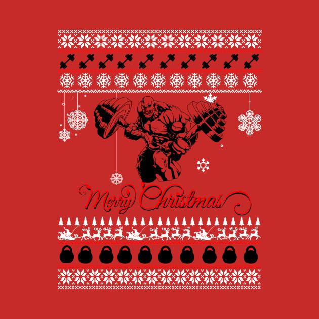 Merry Christmas - Gym
