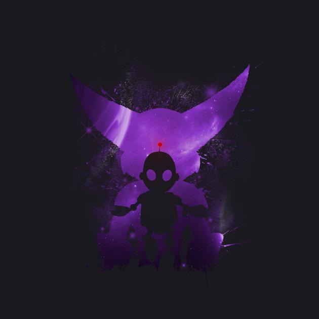 Ratchet & Clank Galaxy (Purple ver.)