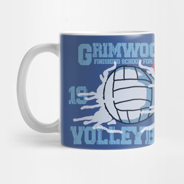 Grimwood's Volleyball- Phantasma