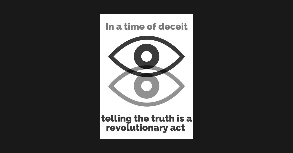George Orwell Quote - 1984 - Orwell Saying - In a Time of ...