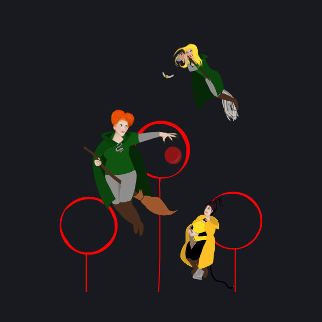 Quidditch Sisters