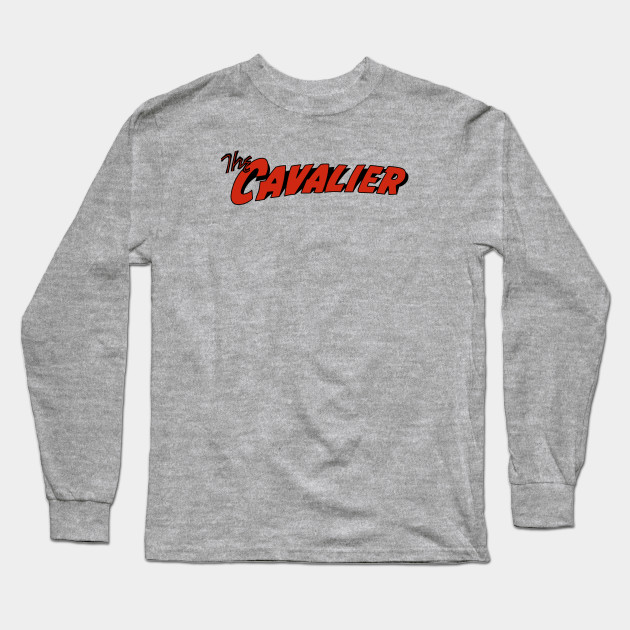 cavaliers long sleeve shirt