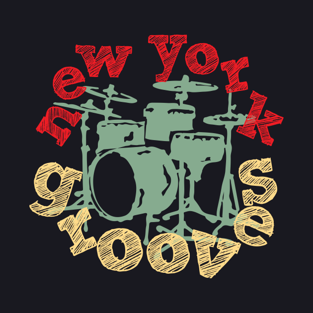 New York Grooves - Fancy Drums