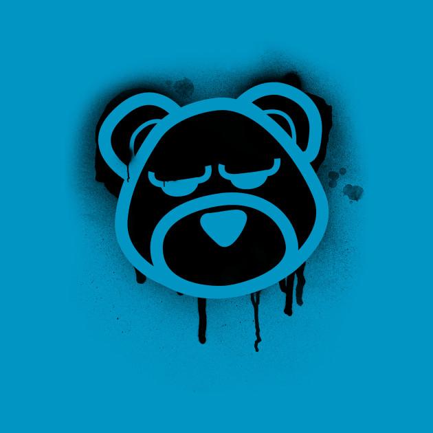 Graffiti Bear