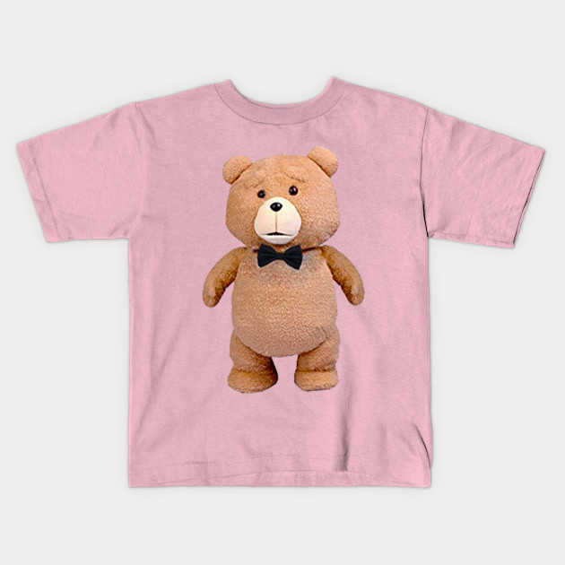c40371620d76 puzzled teddy bear - Teddy Bear - Kids T-Shirt | TeePublic