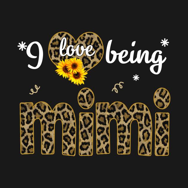 I love Being Mimi Sunflower