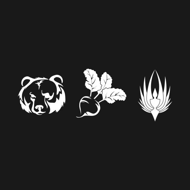 Bears Beets Battlestar Galatica