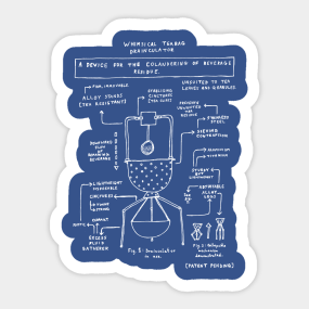Blueprint Stickers | TeePublic