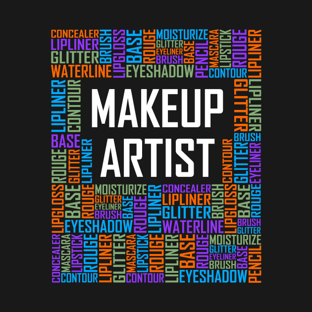 Makeup Artist Words