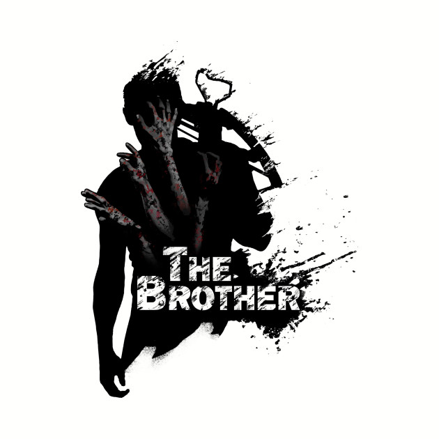 c5532c26a The Walking Dead - The Brother - Thewalkingdead - Kids T-Shirt ...