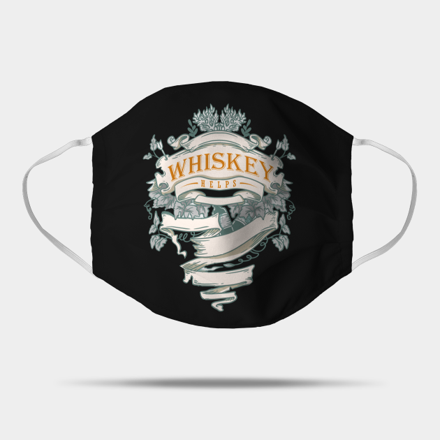 whisky lover gifts I whiskey helps