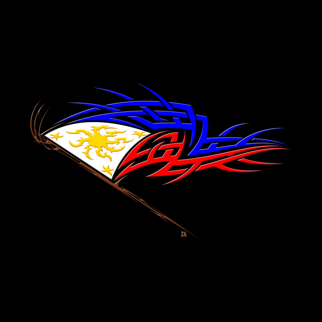 Philippine Tribal Flag
