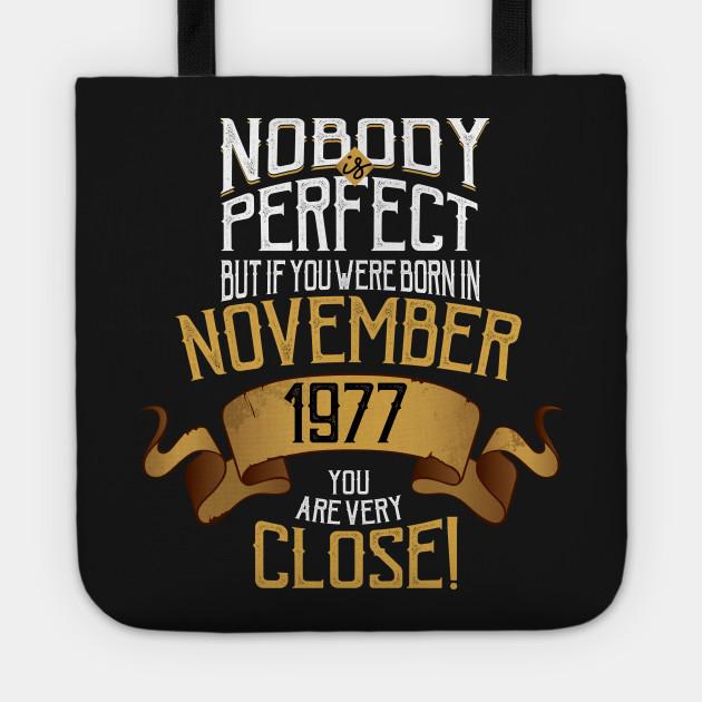 November 1977 Birthday Gift