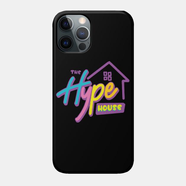 Hype House Hype House Etui Na Telefon Teepublic Pl