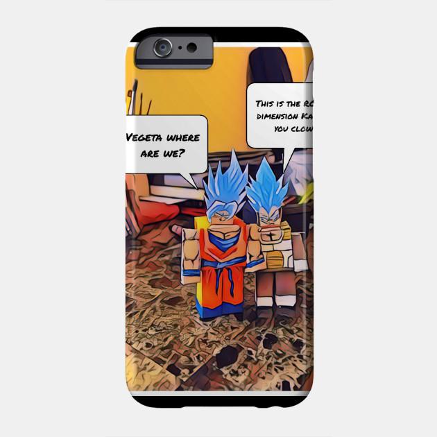 Dbz Roblox Dbz Phone Case Teepublic