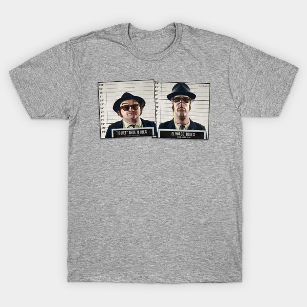 Blues Brothers Mugshots