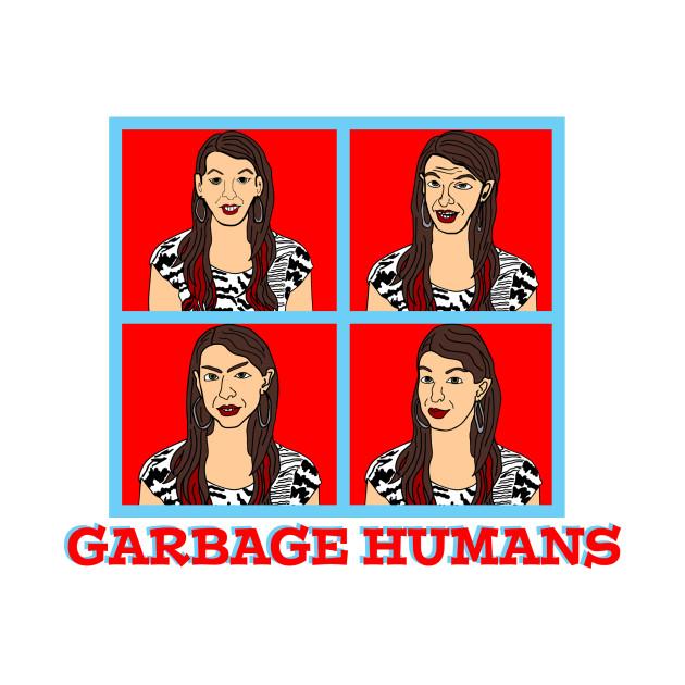 ANITA GARBAGE HUMAN