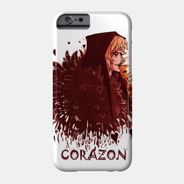 Corazon One Piece - One Piece Corazon - Phone Case  3093af8dd