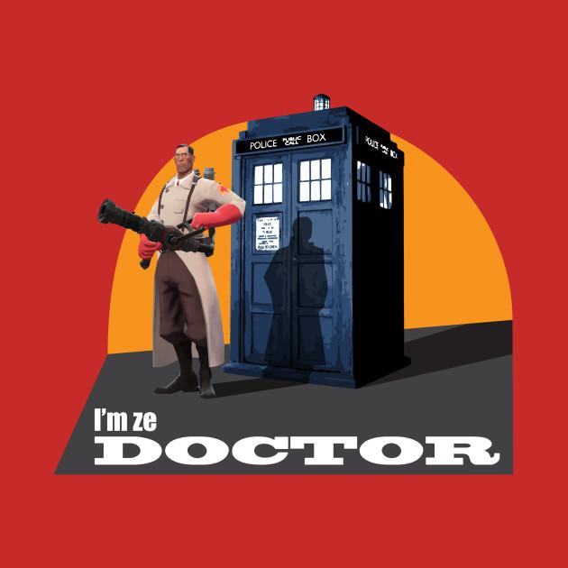 I'm ze Doctor!