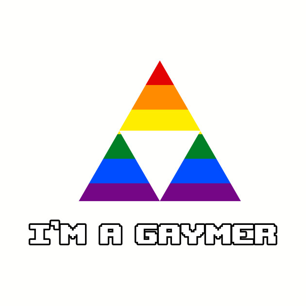 I'm a Gaymer - Triforce