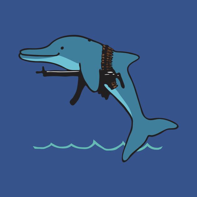 Machine Gun Dolphin