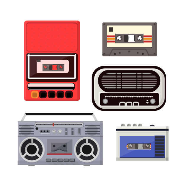 Retro Music Players