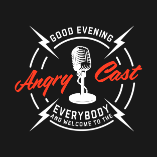 AngryCast t-shirts