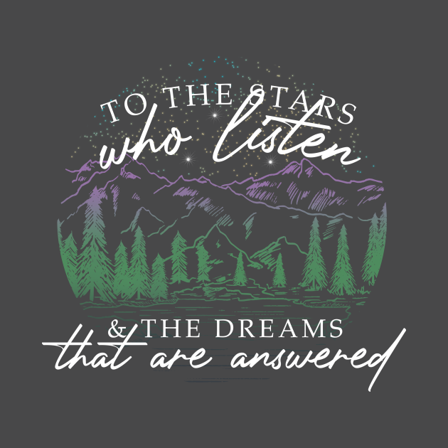 To the Stars Who Listen